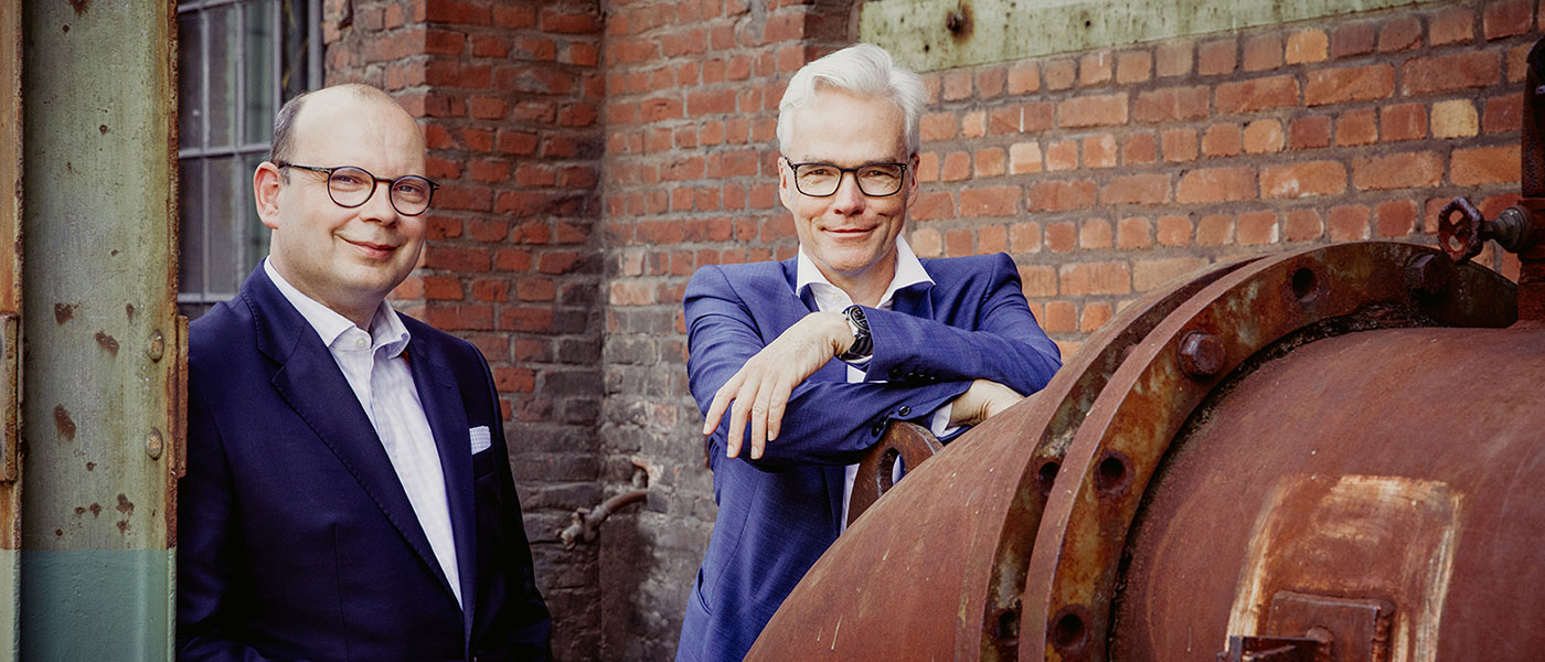 Andreas Röpke, Sebastian Henneke