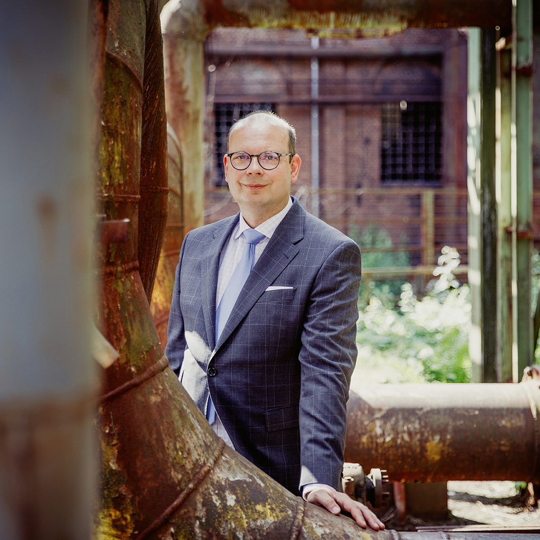 Dr. Andreas Röpke, EMBA