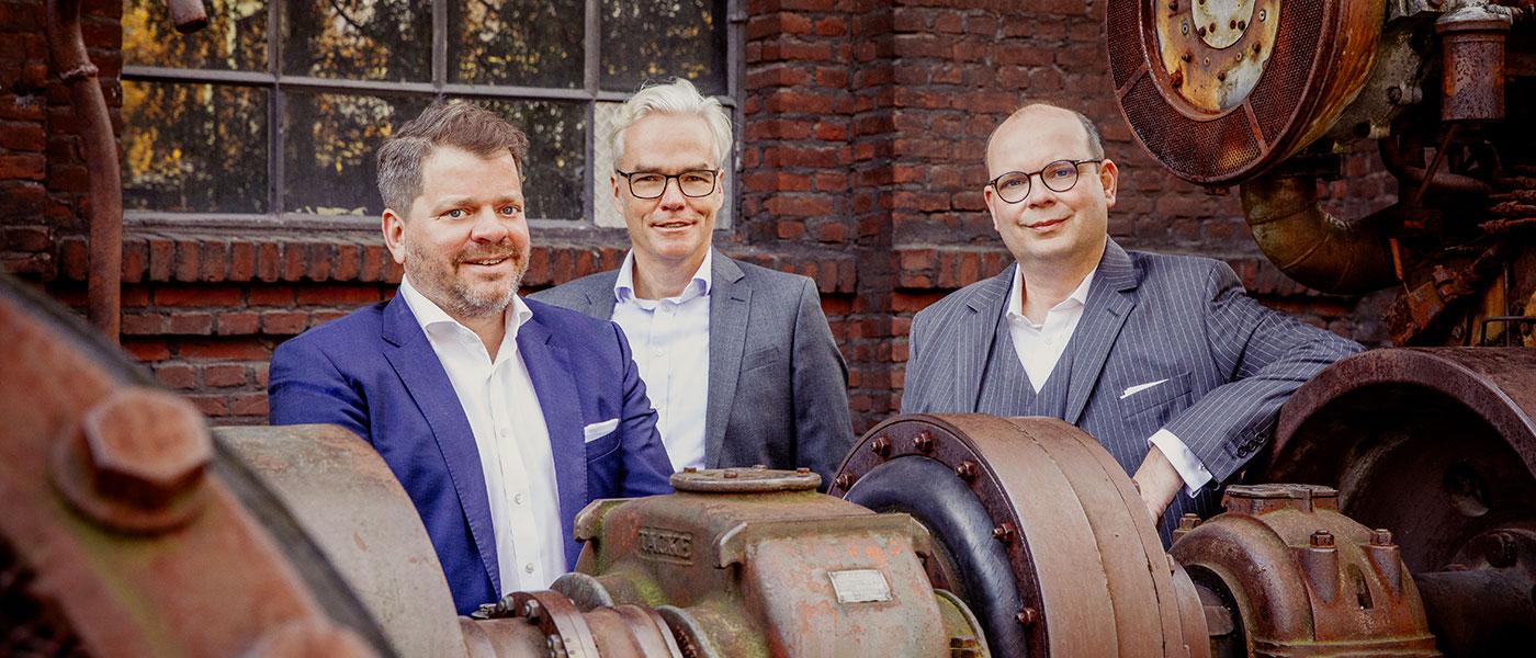 Andreas Röpke, Sebastian Henneke, Tobias Frommhold